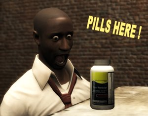 Left 4 Dead proves that generics work just as well as the real thing.